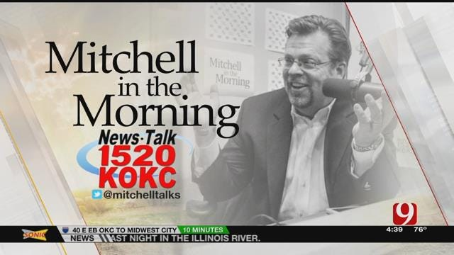 Mitchell In The Morning Talks Earthquakes, Injection Wells, And Governmental Diversity