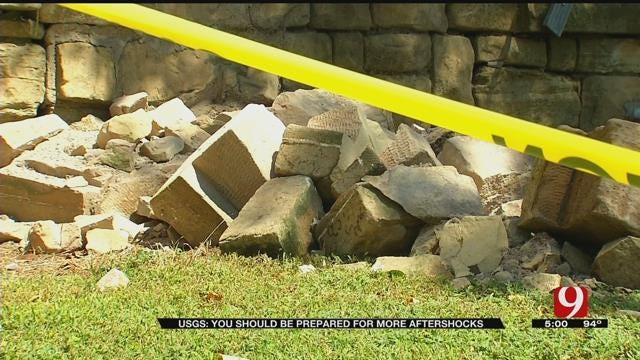 Experts Warn Of Large Aftershocks Following 5.6 Pawnee Quake