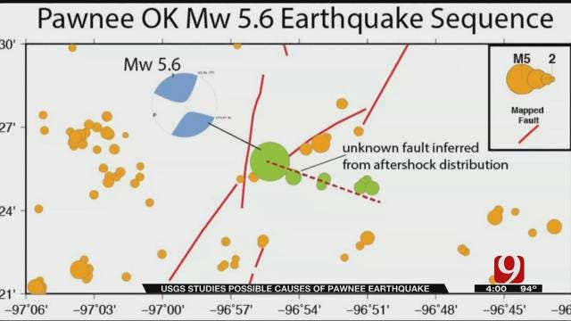 Pawnee Earthquake Has Both Man-Made, Natural Qualities