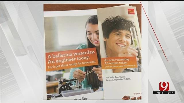 Trends, Topics and Tags: Wells Fargo Ad Draws Criticism
