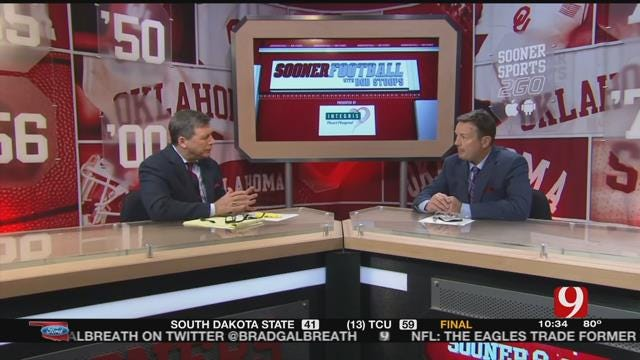 Stoops Speaks And The OU Report Card
