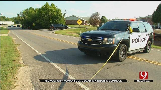 Police Identify Woman Found Dead In Seminole