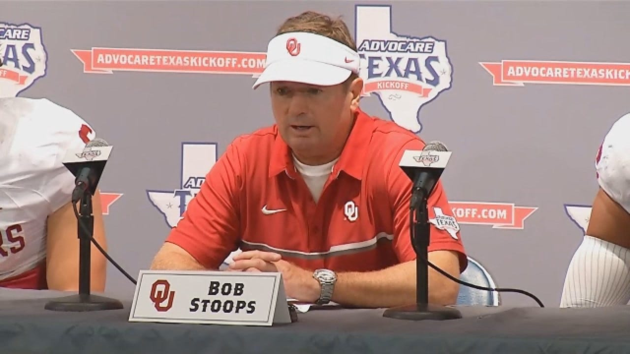OU Coaches & Players Talk Following Loss To Houston