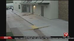 Cushing quake video