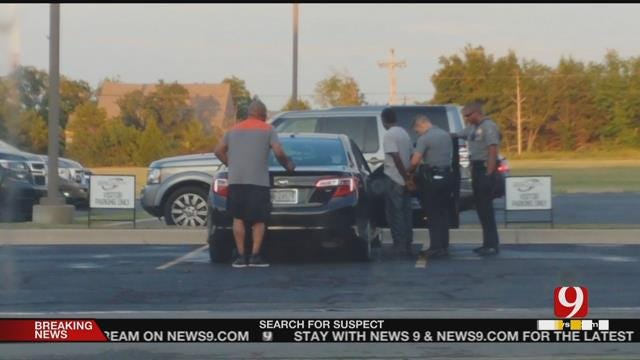 Murder Suspect Turns Self In To Police Outside News 9; 2nd Suspect Also Arrested