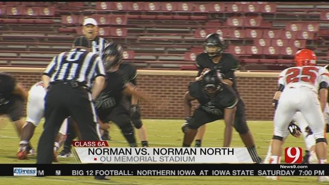 Norman North Smokes Crosstown Rival