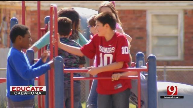 Educate Oklahoma: More Recess Per Day Gaining Steam In U.S.