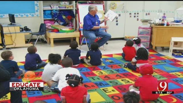 Educate Oklahoma: Schools Relying On Volunteers To Help Students