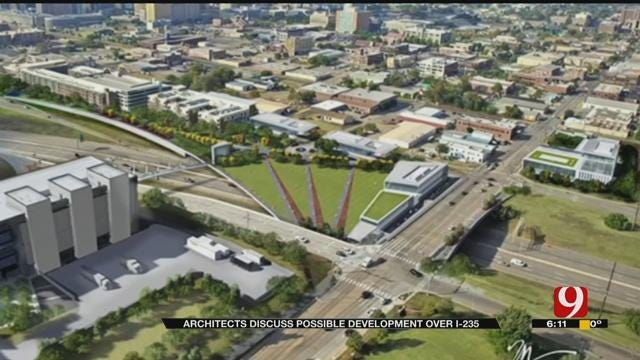 Architects Discuss Possible Development Over I-235