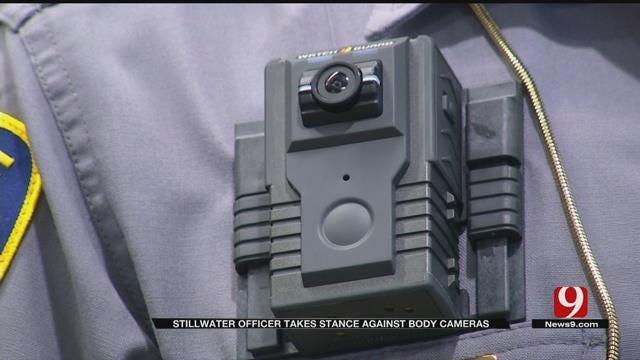 Stillwater Police Take Stance Against Body Cameras