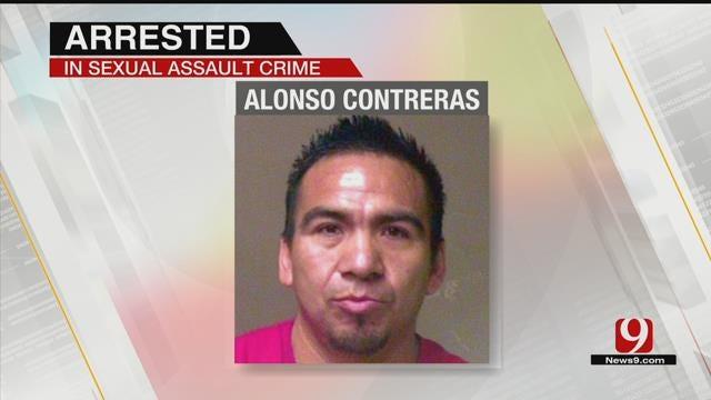 Man Accused Of Assault, Rape Arrested In OKC Park