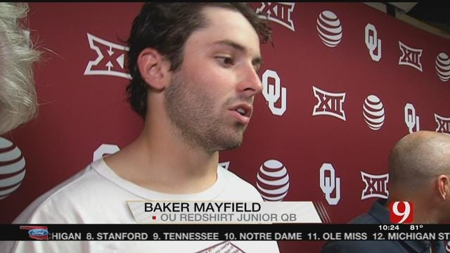 Mayfield Talks About Houston's Ward