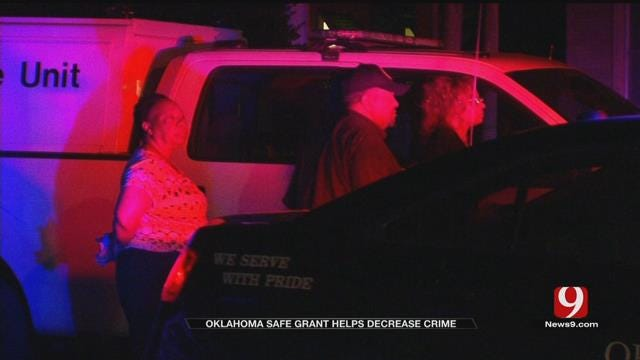 Police: State Grant Helped Crime Rate Drop In NW OKC Neighborhoods