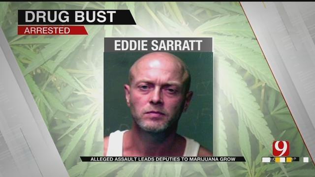 Woman Accuses Man Of Assault, Leads OK Co. Deputies To Marijuana Grow