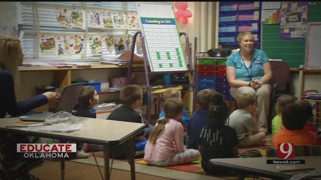 Educate Oklahoma: Iowa Teacher Leader