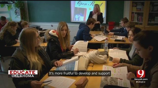 Educate Oklahoma: Finland Part 1