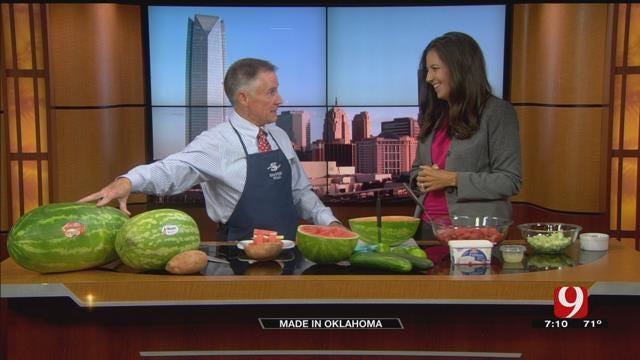 MIO: Watermelon Salad