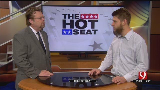 Hot Seat: Micah Andrews
