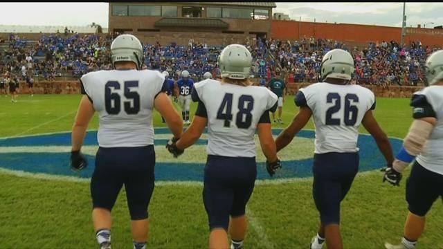 High School Highlights: Guthrie Vs. Enid