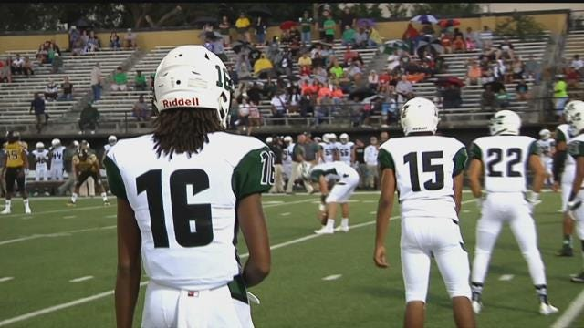 High School Highlights: Midwest City Vs. Muskogee