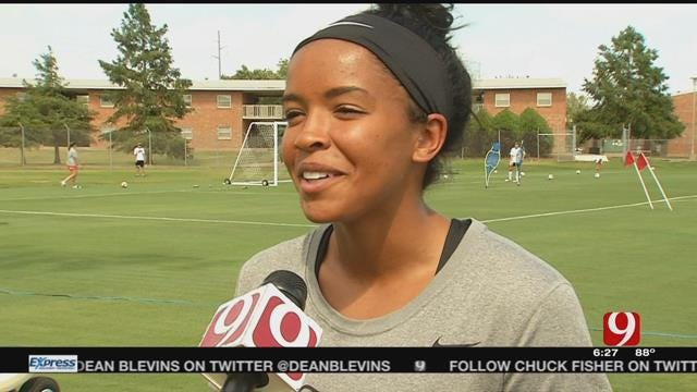 OSU Soccer's Haley Woodard Playing In Hometown During Bedlam Matchup