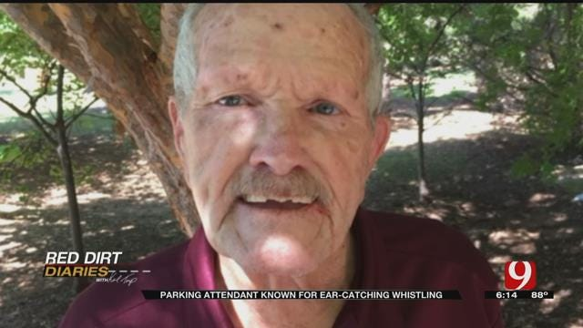 Red Dirt Diaries: OU Parking Attendant Known For Whistling Ear-Catching Tunes