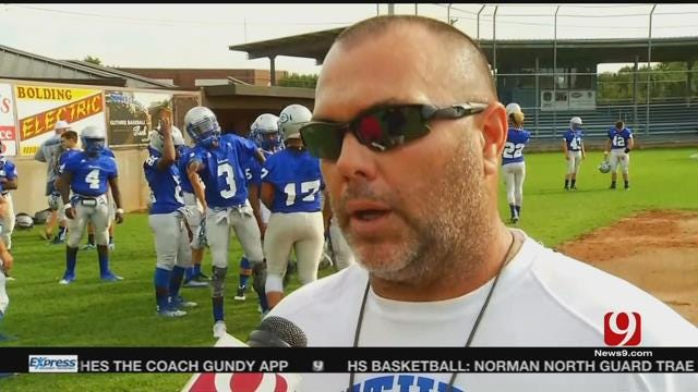 Guthrie Hosts Enid To Open 2016 HSFB Season