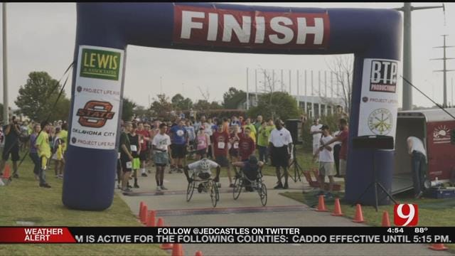 Runners Needed For Oklahoma Fire Department Project