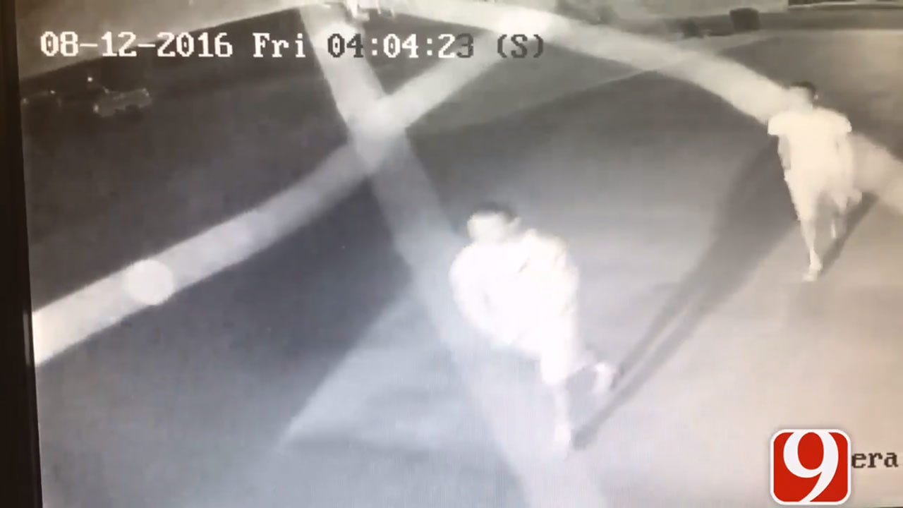 Two Men Caught On Camera In Fairfax Break-Ins