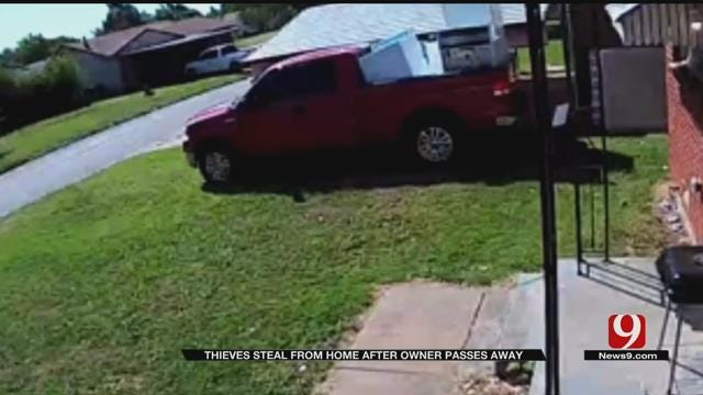 Thieves Steal From Metro Home After Owner Passes Away