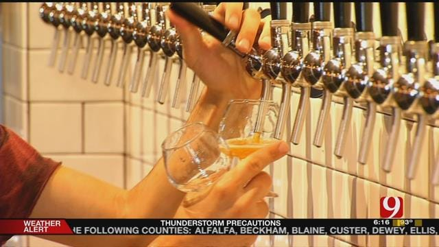 Metro Craft Beer Brewers Toast To New Law
