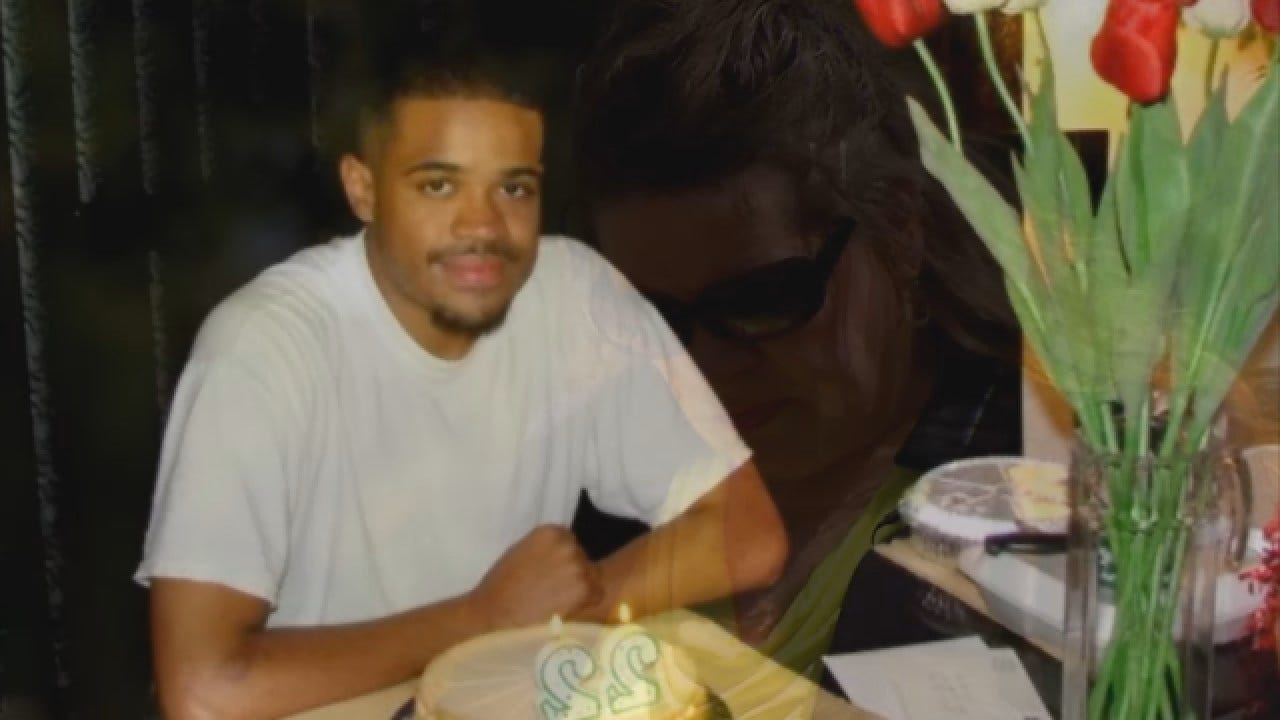 Family Of Ciar Pierce Hold Memorial On 4th Anniversary Of His Murder