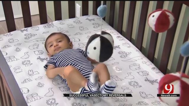 Medical Minute: Successful Vasectomy Reversals