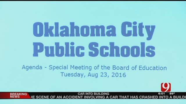 OKCPS To Ask Voters For $180M Bond