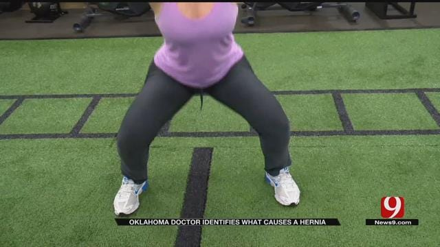 Medical Minute: What Causes A Hernia?