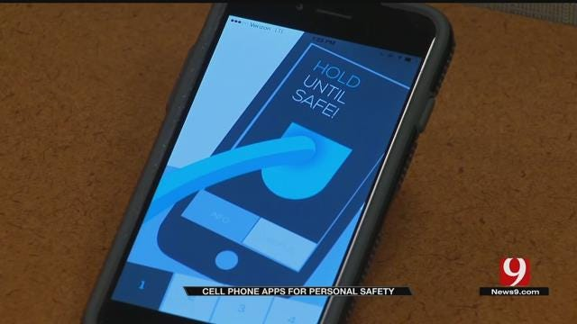Using Smartphone Apps For Safety