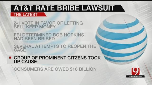 AT&T Rate Bribery Case Continues