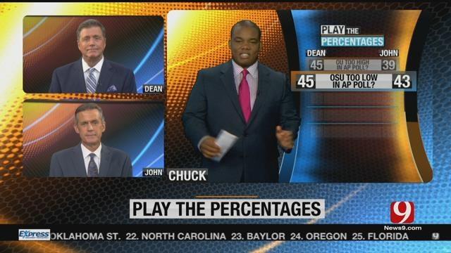 Dean & John Play the Percentages