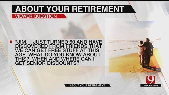 About Your Retirement: Senior Discounts