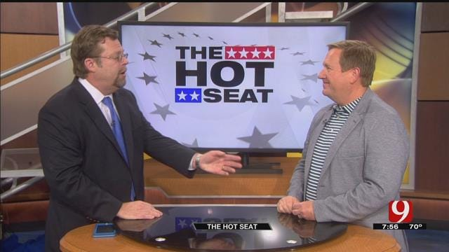 Hot Seat: Dr. Keith Smith