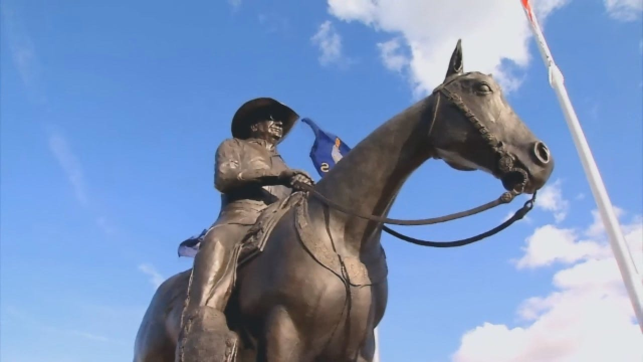 OK Community Leader Honored With Statue