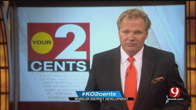 Your 2 Cents: Wheeler District Development