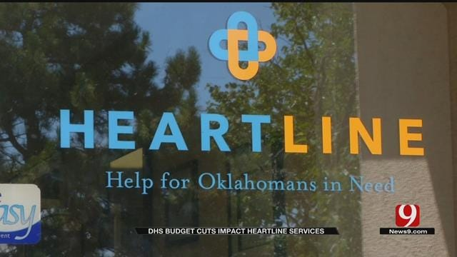 Heartline 211 Takes Funding Hit After DHS Cuts
