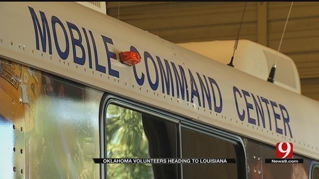 Oklahoma Volunteers Mobilize To Help Flood-Ravaged Louisiana