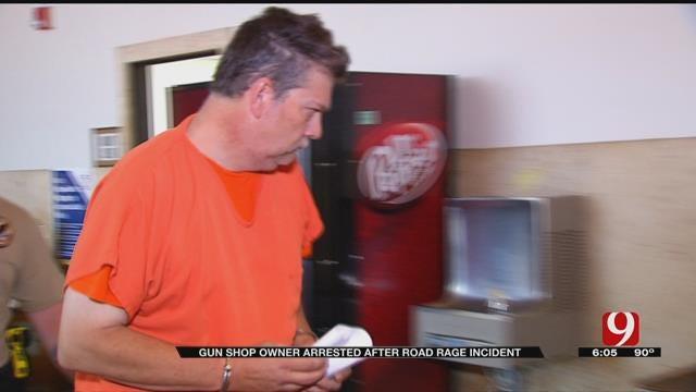 Gun Shop Owner Arrested After Road Rage Incident