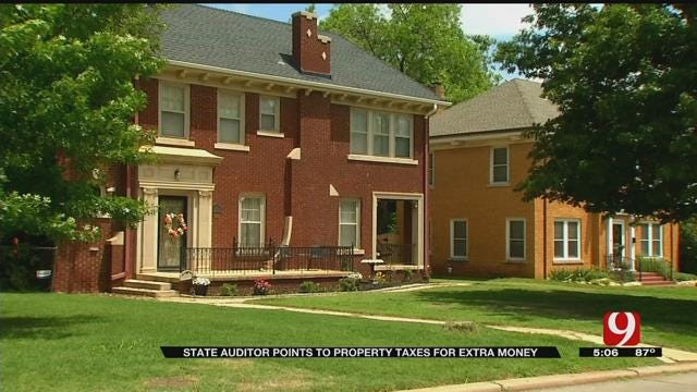 State Auditor Says Fair Property Taxing Would Help Education