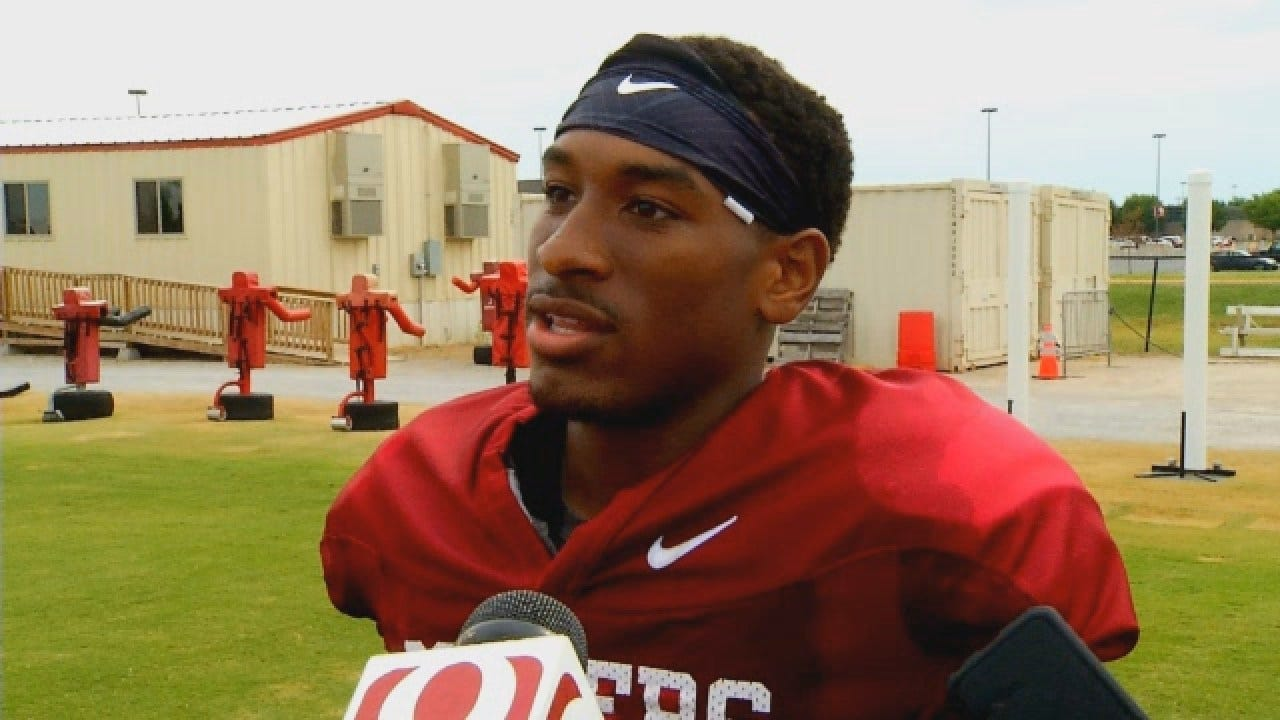 Sooners: Walk-On Receiver Nick Basquine Turning Heads At Practice