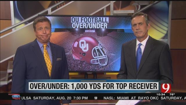 OU Football: Blitz Report And Over/Under