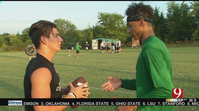 Brandon George & Sean Shaw Are A Dominant Duo For Jones Longhorns