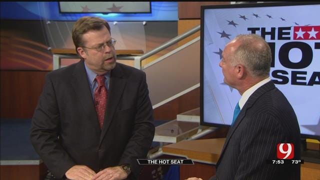 Hot Seat: Attorney David Slane